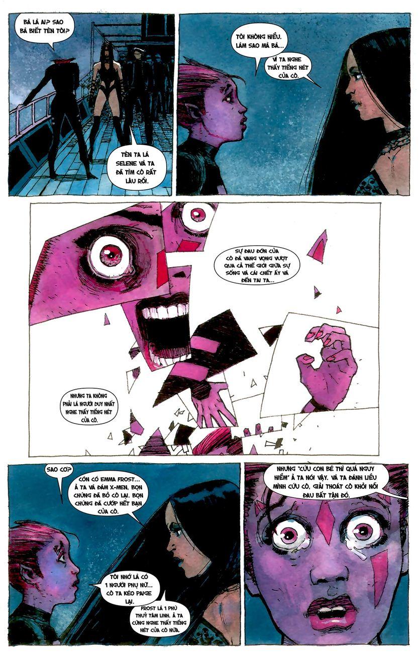 X-Men Necrosha chap 5 trang 16