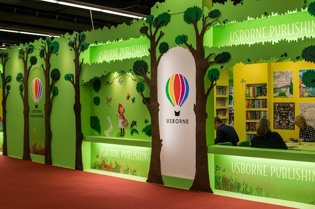Messe Frankfurt, Buchmesse, 2016, fbm 2016, Usborne Publishing