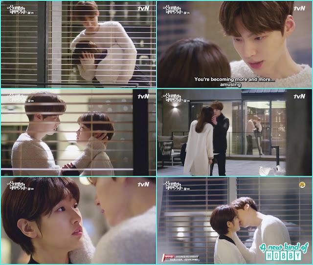 hyunmin and ha won kiss  - Cinderella and 4 Knights - Episode 3 Review