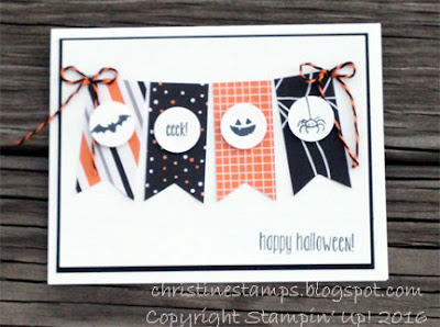 Spooky Fun Stampin Up