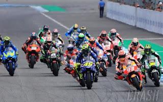 Hasil FP1 MotoGP Jepang 2018