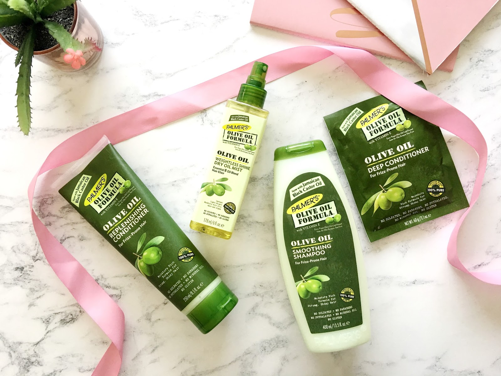 Palmers Olive Oil Hair Range Review