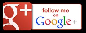 Follow me on Google Plus