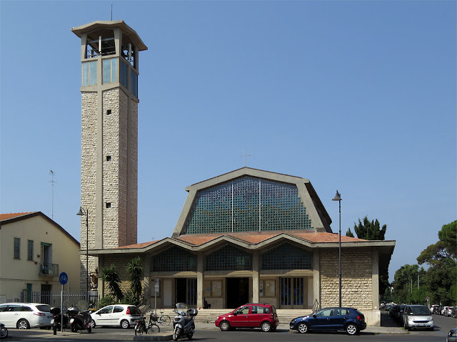 Church of Sant'Agostino, Piazza Aldo Moro, Livorno