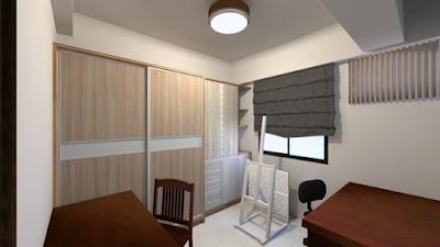 銘墅室內設計依屋主需求規劃全木作&系統櫃點綴木作裝潢~ 「量身打造」居家氛圍。border=
