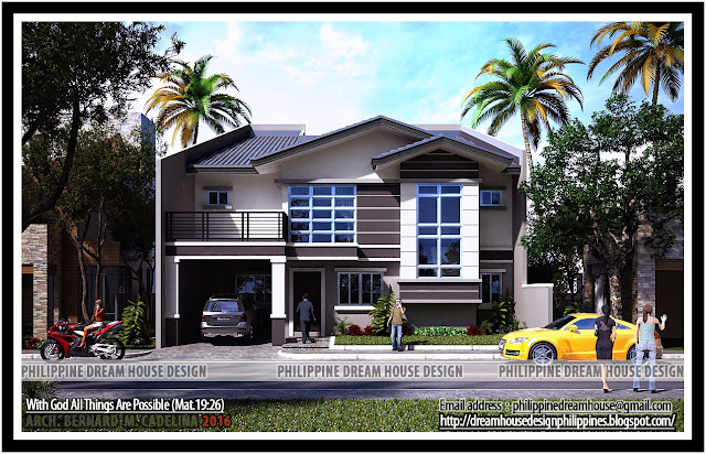 Philippine dream house design for One storey house philippines