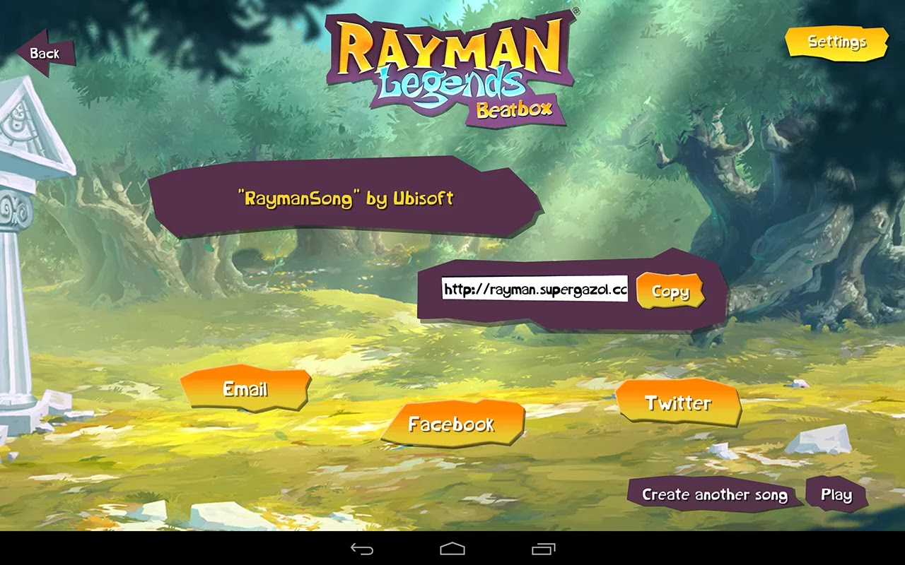 Rayman legends update V1 2 Reloaded