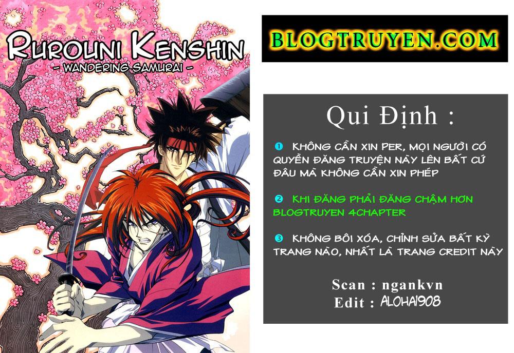Rurouni Kenshin chap 41 trang 22