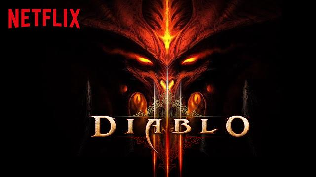 Diablo pode virar série animada na Netflix
