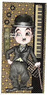 Charlie Chaplin B44