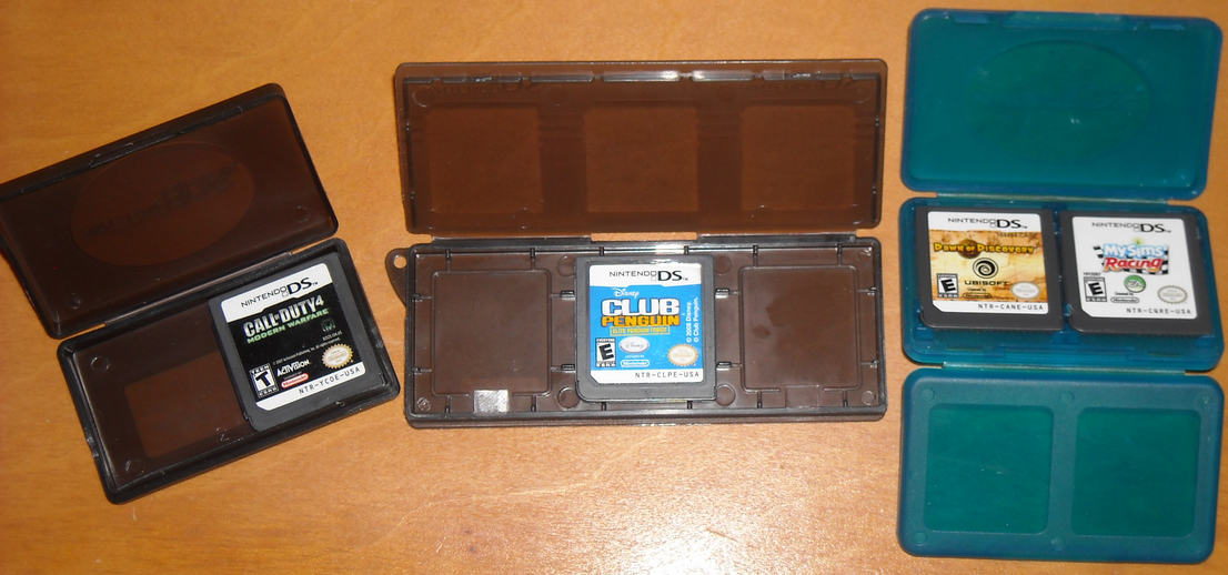 28+ Nintendo Ds Game Case Images