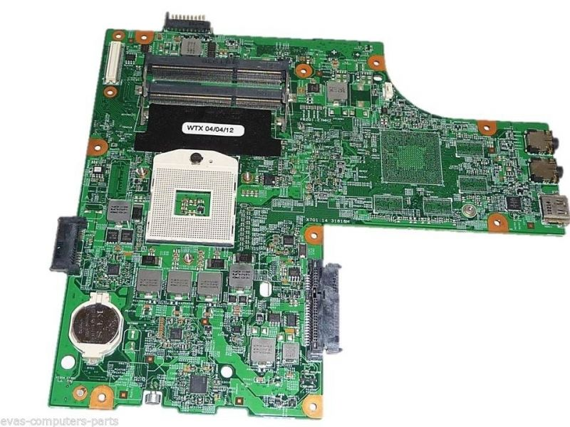 Laptop Chip Level Solutions: Dell n5010 motherboard