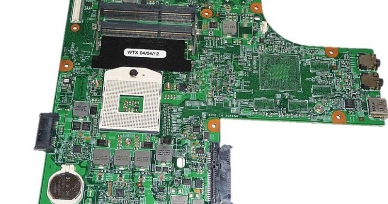 Laptop Chip Level Solutions  Dell N5010 Motherboard