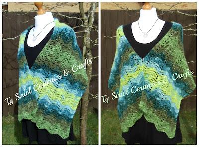 Ty Siriol wraps and shawls