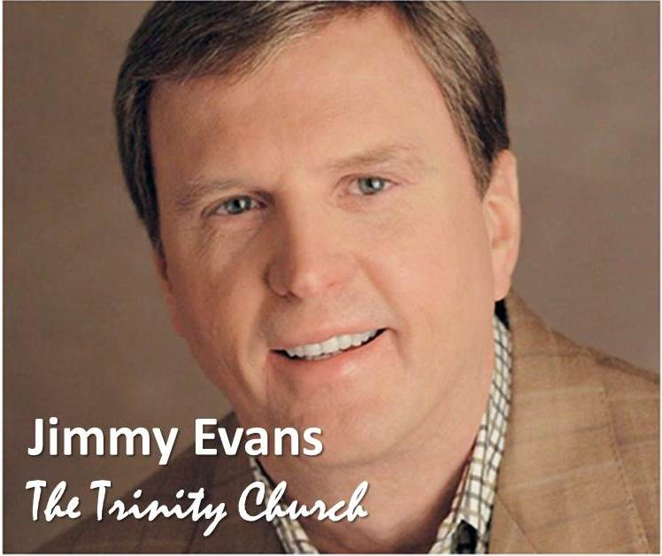 Jimmy Evans - The Trinity Church