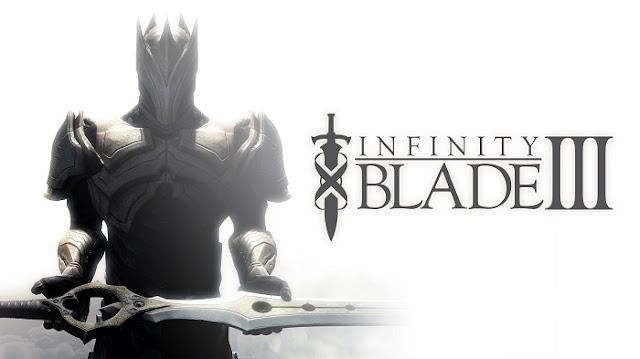 Infinity Blade III Top Games for iPhone 7