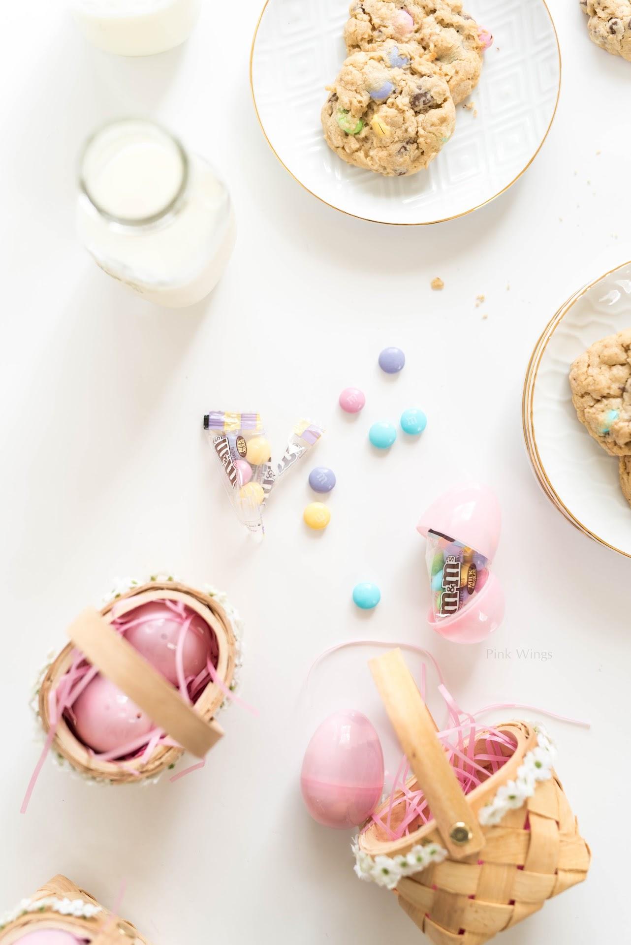 homemade easter basket treats, easter dessert recipe, easter cookie recipe, pastel dessert, hawaiian cookie recipe easy, hawaiian dessert recipe, hawaiian cookie recipe, hawaiian chocolate chip cookies, unique cookie recipes, creative cookies, cookie exchange ideas