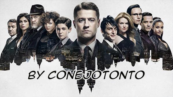 Gotham temporada 3 hdtv mega sub espa ol Gotham temporada 3 espanol