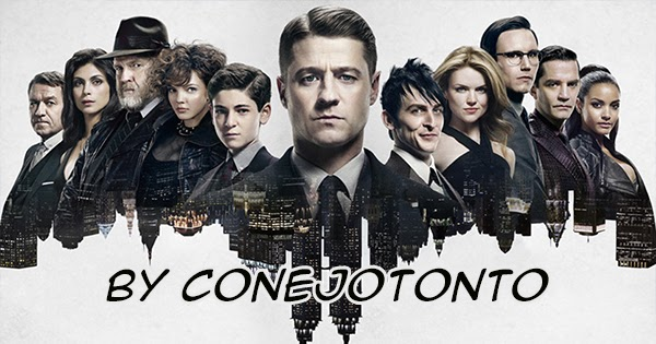 Gotham season 3 Gotham temporada 3 espanol