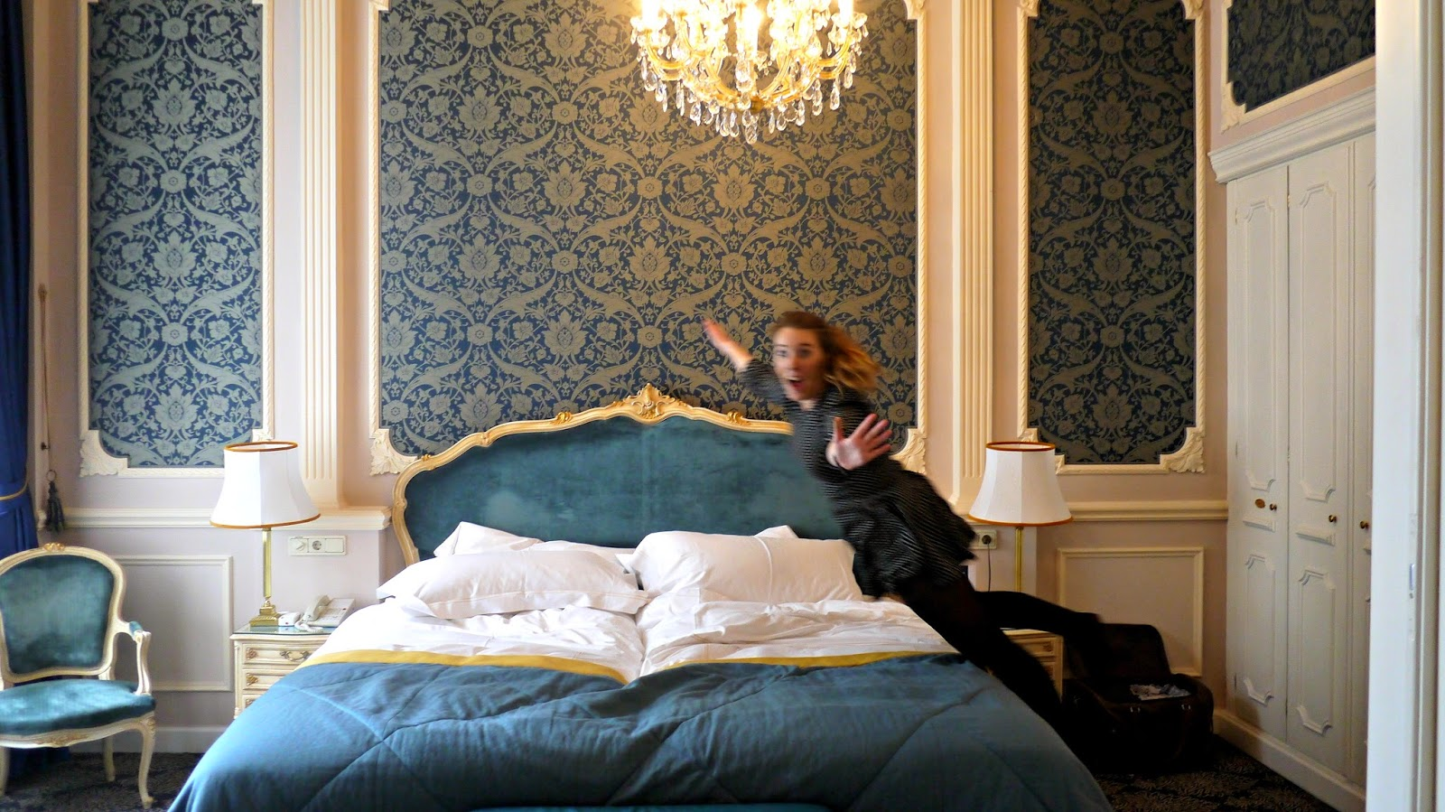 hotel imperial vienna travel blog review