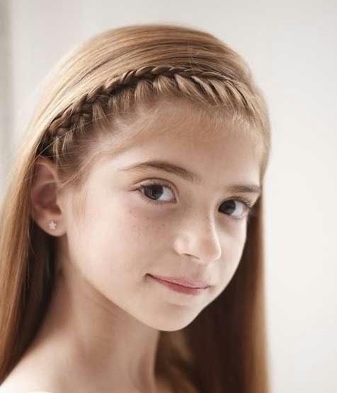 Hair Students Style - Gaya rambut anak perempuan ke sekolah