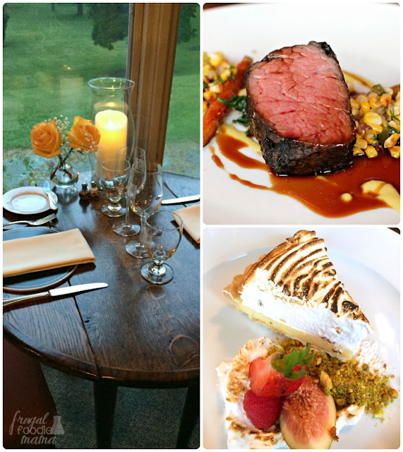 The Redbook Restaurant also offers a four course candlelit dinner by reservation only Friday-Sunday evenings of each week. Each pre-selected course features the chef's culinary creativity & vision as well as fresh, quality ingredients sourced from local farms.
