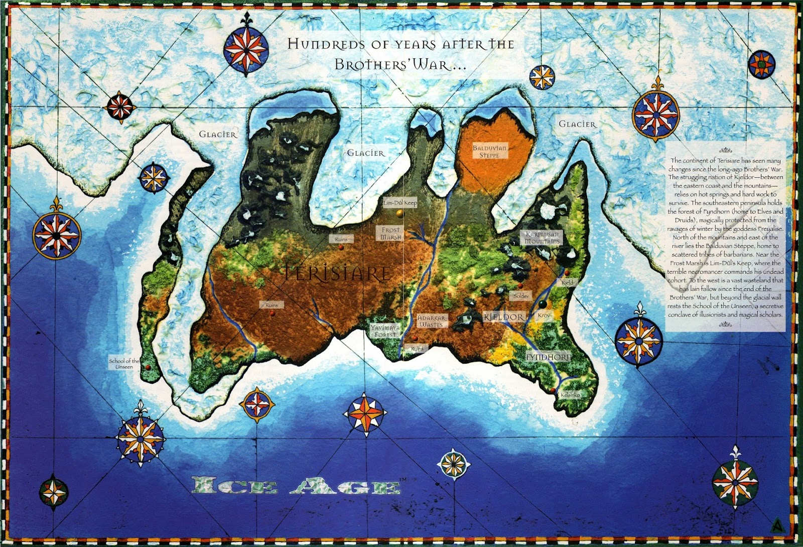 Theros Mtg Map Wwwmiifotoscom