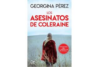 Reseña Los asesinatos de Coleraine Georgina Pérez