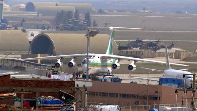 Turkey's Diyarbakir airport hit in suspected Kurdish rocket attack