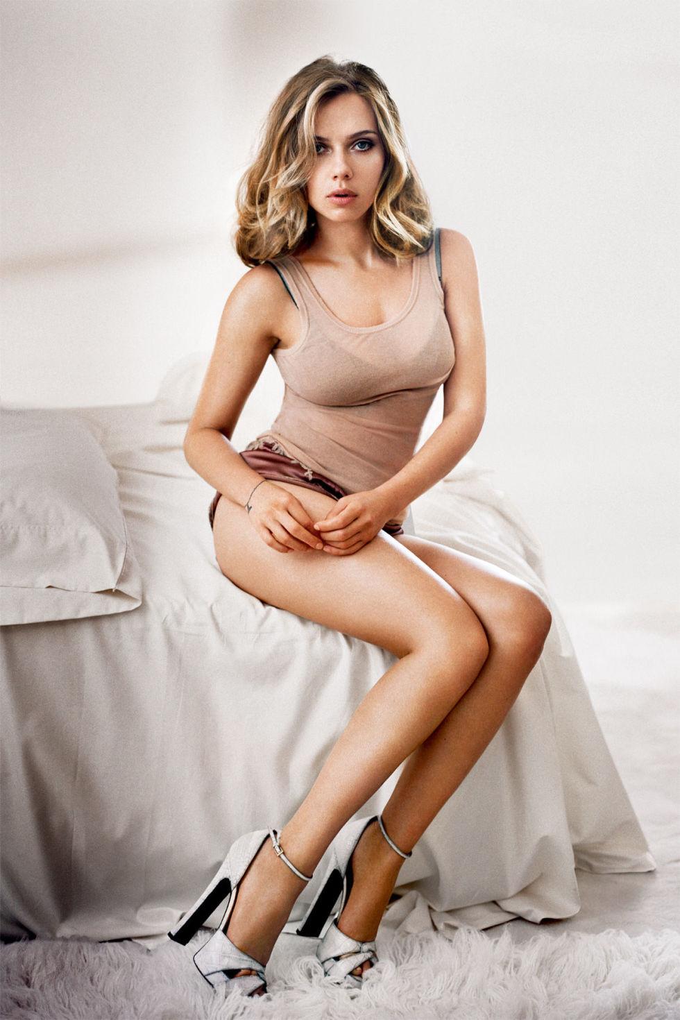 Scarlett Johansson | Famous Celebrity Bible