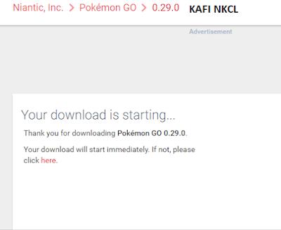 Cara Download Pokémon GO Dengan Mudah