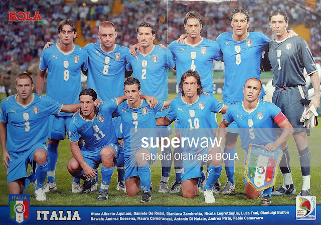 Italy Team 2009