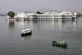 Taj Lake Palace, Udaipur (Índia)