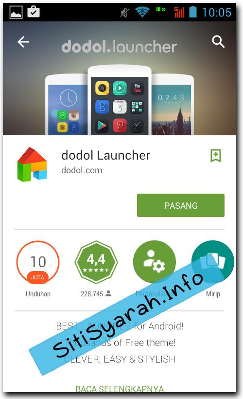 Tema Android terbaru