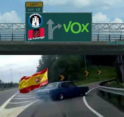 Memes de VOX