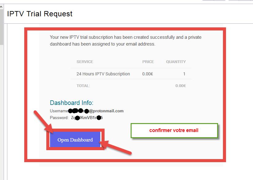 tout du net: Test Trial IPTV 24H Gratuit