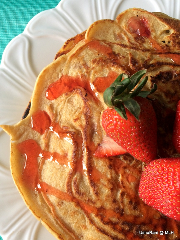 Make Pancakes Using Cake Mix