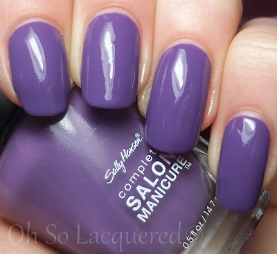 Sally Hansen Complete Salon Manicure - Good to Grape