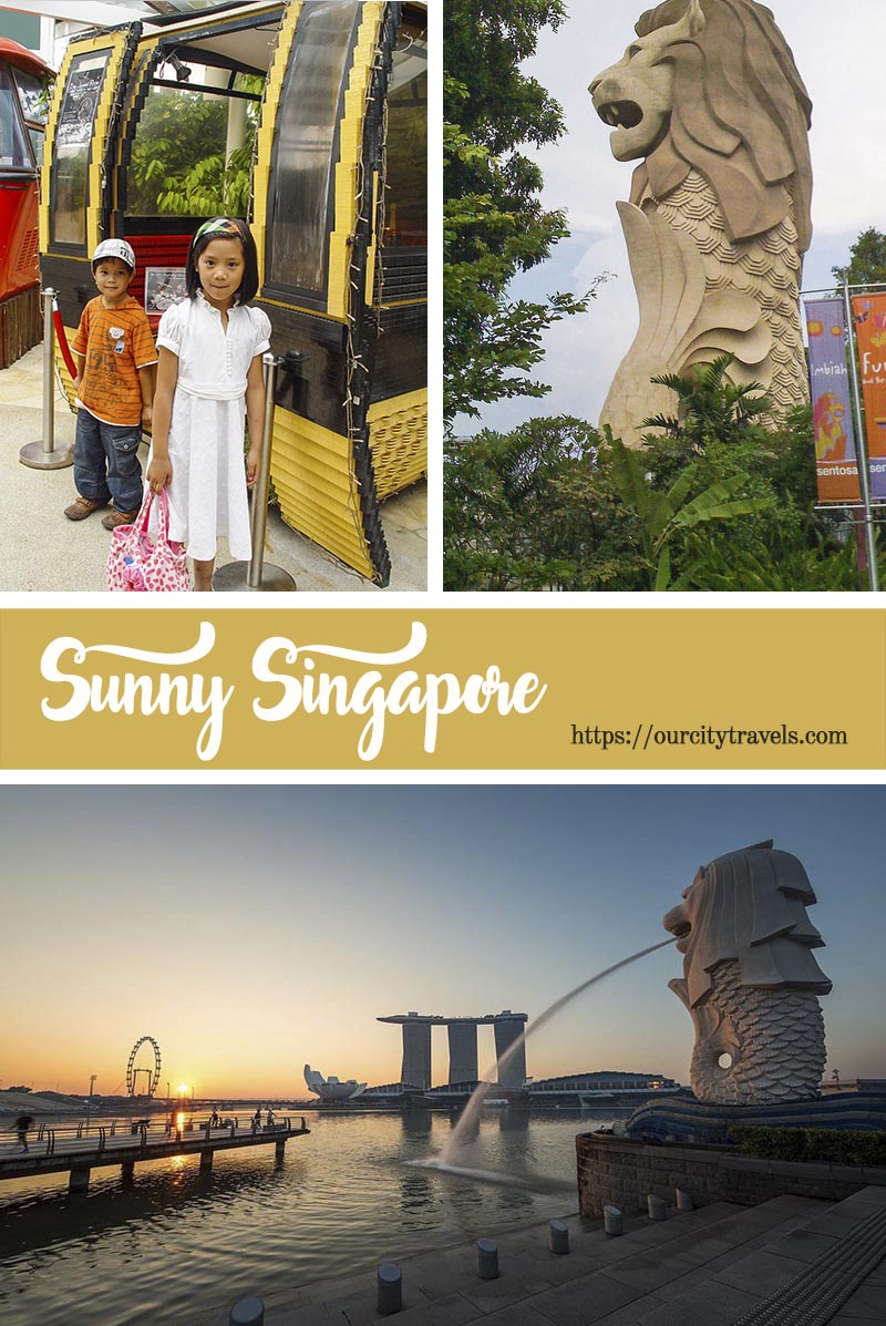 Sunny Singapore - Hubby's second home 6