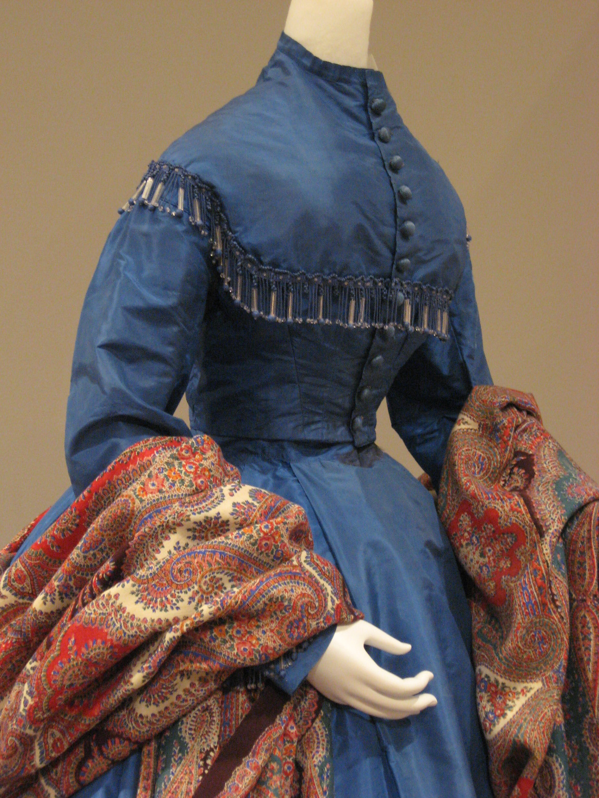The Merry Dressmaker Kent State Museum Of Fashion A