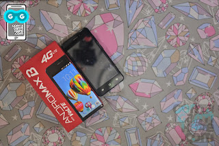 review smartfen andromax b