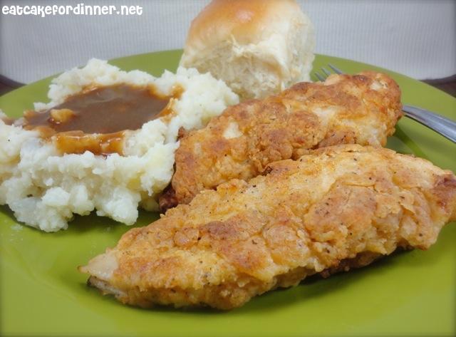 America S Test Kitchen Crunchy Fried Chicken