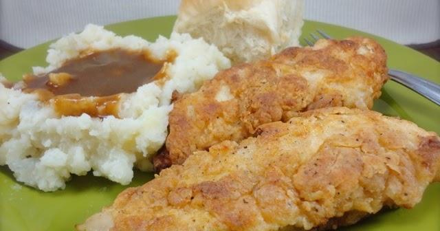 Ranch Fried Chicken America S Test Kitchen