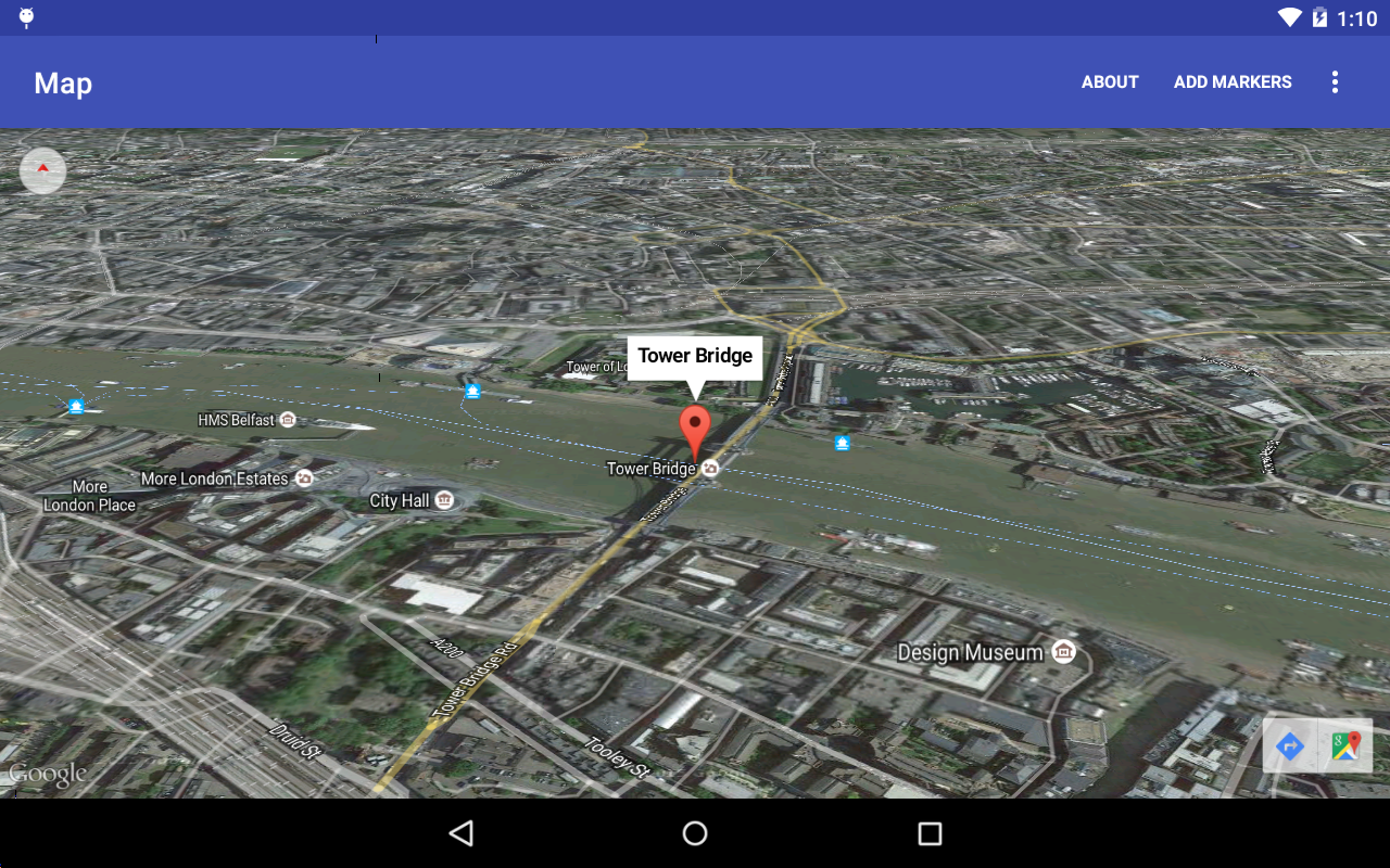 Android-er: Add Marker to Google Map (Google Maps Android