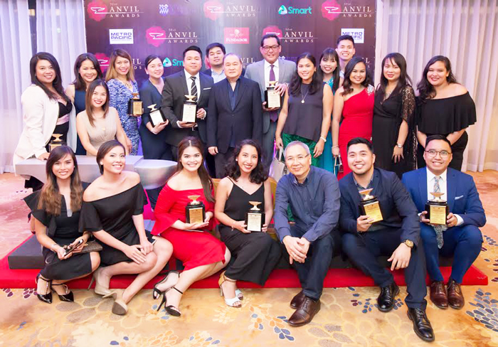 PLDT bags 18 Anvil awards for outstanding communications programs