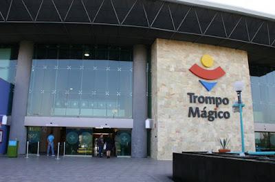 Museo trompo mágico, Zapopan