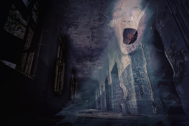 Seres fantasmales