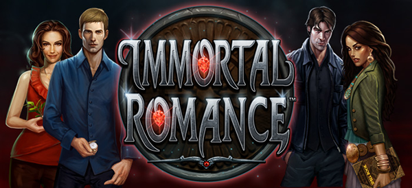 Immortal Romance free slot by Microgaming