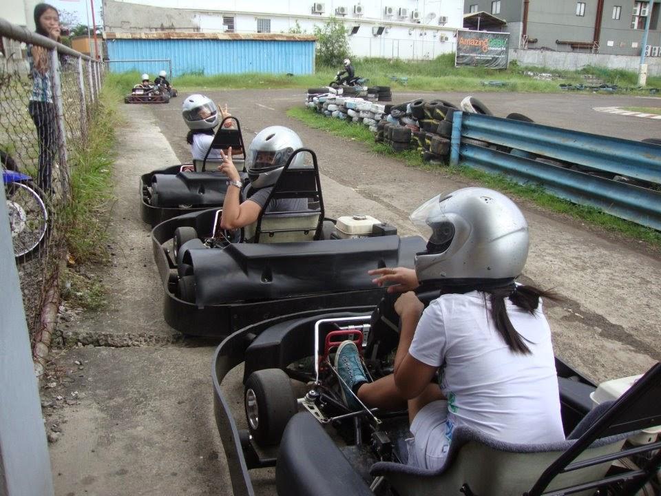 Karting in Cebu KartZone