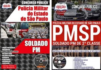 Apostila Polícia Militar de São Paulo Soldado PM